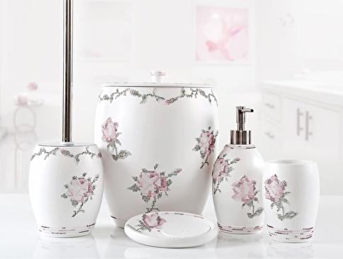 İrya Banyo Seti Beyaz